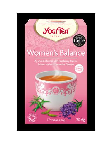 """Чай """"Women`s Balance"""", Yogi Tea, пакет, 1,8г"""