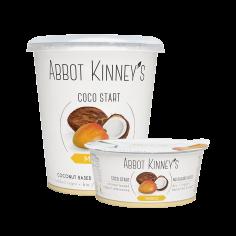 Йогурт кокосовий манго органічний, Abbot Kinney's, 400мл
