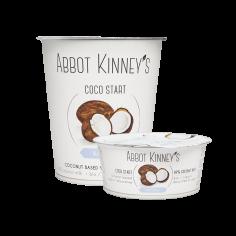 Йогурт кокосовий натуральний, Abbot Kinney's, 125мл