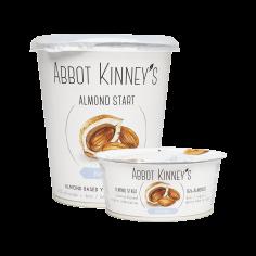 Йогурт мигдальний натуральний, Abbot Kinney's, 125мл