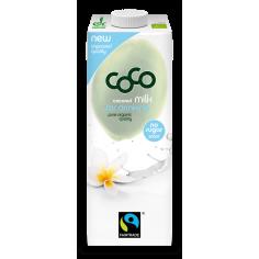 Молоко кокосове органічне, Dr
