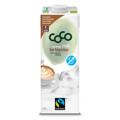 Молоко кокосове органічне для барісти, Dr