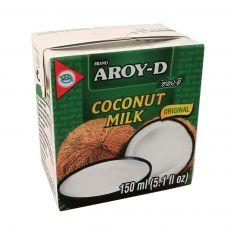 Молоко кокосове 60%,  Aroy-D, 150мл
