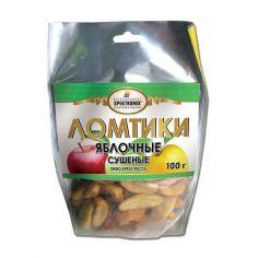 Ломтики яблочные 100г