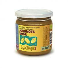 Паста арахісова органічна, Monki, 330г