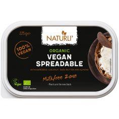 Масло м'яке веганське органічне, Naturli, 225г
