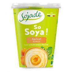Йогурт соєвий абрикос, Sojade, 400г