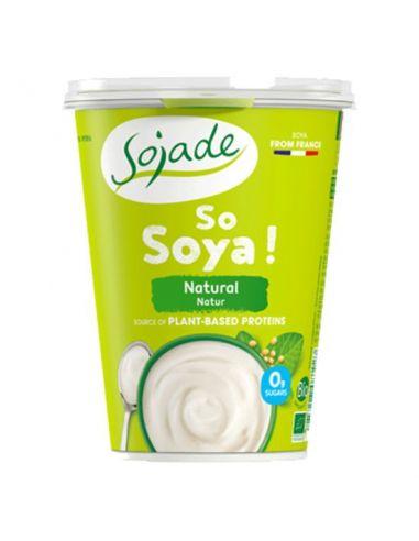 Йогурт соєвий, Sojade, 400г