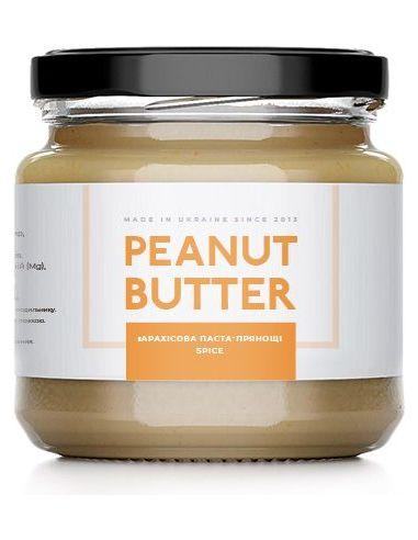 Паста арахісова спайс, Peanut Butter,...