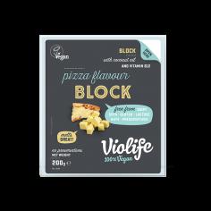 Сир твердий піца блок, Violife, 200г.
