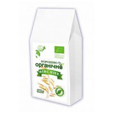 Борошно вівсяне органічне, Козуб Продукт, 500г