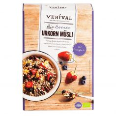 Мюслі з ягодами органічні, Verival, 325г