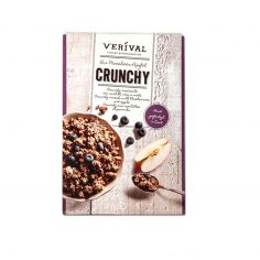 Кранчі з чорницею та яблуком органічні, Verival, 325г