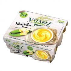 Десерт рисовий ванільній, Vitariz, 100г