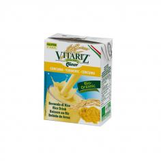 Напій рисовий з куркумою, Vitariz, 200 мл