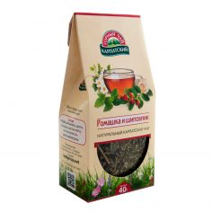"""Чай """"Ромашка і шипшина"""", Карпатський Гірський чай, 40г"""