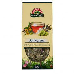 """Чай """"Антистрес"""", Карпатський Гірський чай, 40г"""