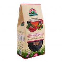 """Чай """"Лесные ягоды"""", Карпатский Горный чай, 100г"""
