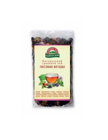 """Чай """"Лесные ягоды"""", Карпатский Горный чай, 220г"""