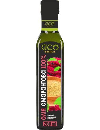 Олія з амаранту, Eco-Olio, 250мл