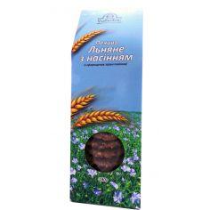 Печиво Льняне, Росток, 180г