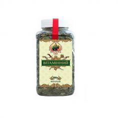 """Іван чай, """"Козацька сила"""" Вітамінний в банці, Herbal-tea, 100г"""