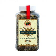 """Фіточай антистресс (заспокійливий)""""Козацька сила"""" в банці, Herbal-tea, 100г"""