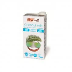 Молоко з кокосу з кальцієм, EcoMil,  1000мл