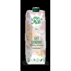 Напій вівсяний з бананом, Vega Milk, 950 мл