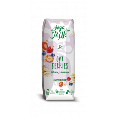 Напій вівсяний з ягодами, Vega Milk, 250 мл