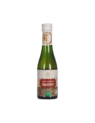 Олія з насіння льону, Ecoliya, 200мл