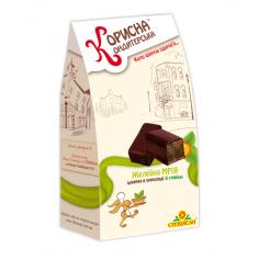 """Шоколадні цукерки """"Мрія"""", Корисна Кондитерська, 150 г"""