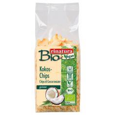 Чіпси кокосові обсмажені, Rinatura, 150г
