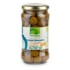 Оливки без кісточок органічні, Compomar Nature, 350г.