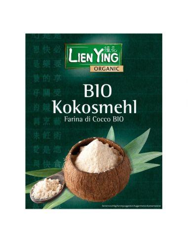 Борошно кокосове без глютену, Rinatura, 250г