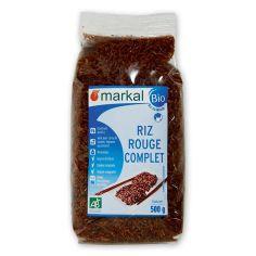Рис червоний, Markal, 500г