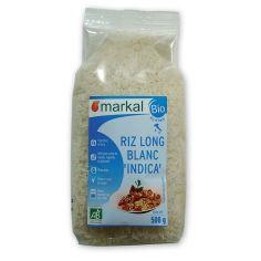 Рис довгозернистий індійський білий, Markal, 500г