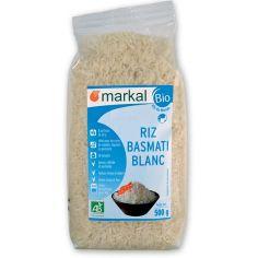 Рис довгозернистий басматі білий, Markal, 500г