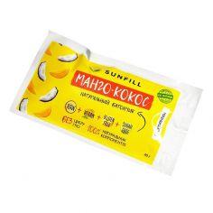 Батончик манго-кокос, Sunfill, 40г