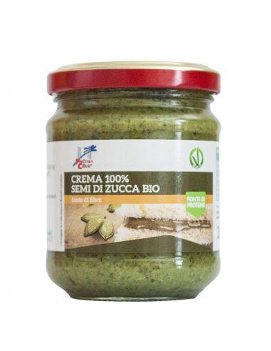 Крем-паста з гарбузового насіння, La Finestra, 200г