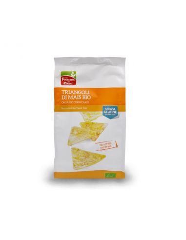 Снекі з кукурудзою органічні, La Finestra, 50г