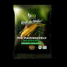 Коржики кукурудзяні з розмарином, Bio Zentrale, 50г.