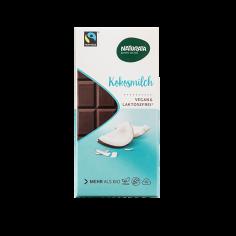 Шоколад чорний з кокосом, Naturata, 100г.