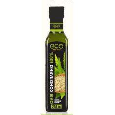 Олія конопляна, Eco-Olio, 250мл
