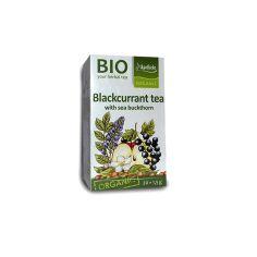 Чай з чорною смородиною та обліпихою, Apotheke, 30г.