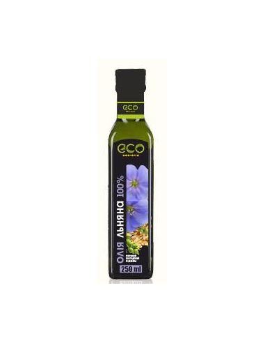 Олія льняна, Eco-Olio, 250мл
