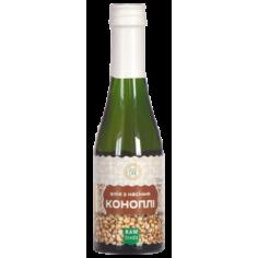 Олія з насіння коноплі, EcoLiya, 200г