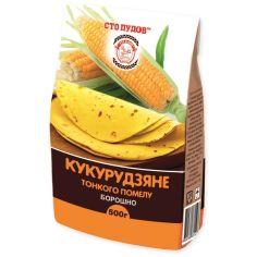 Борошно кукурудзяне, Сто Пудов, 500г