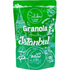 Сухі сніданки Istambul, Granola SVS, 330г
