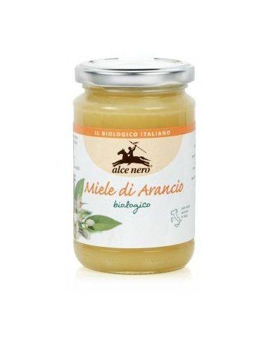 Мед апельсиновий, Alce Nero, 400 г